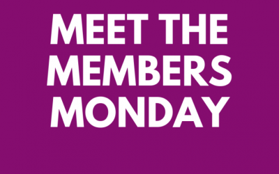 Meet the members Monday – Claire Barnes