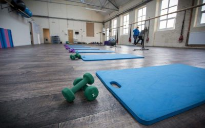 Join our introduction to pilates course